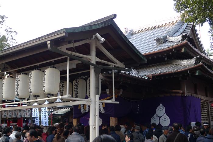 新春  2016  千代穂稲荷 2