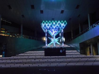151129_SHINING STAR ILLUMINATION ゴールデンボンバー with ダイバーシティ東京_1