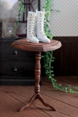 アゾン 白ブーツ (5)