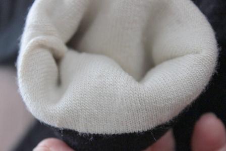温むすび 足首レッグウォーマー (5)