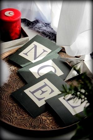 NOELの文字カード (2)