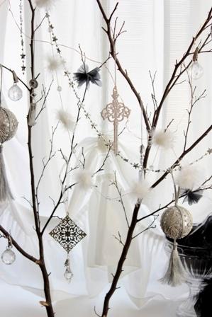 2015 クリスマス 枯れ木ツリー (2)