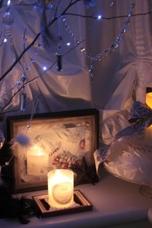 2015 クリスマス 枯れ木ツリー (7)