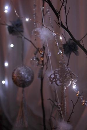 2015 クリスマス 枯れ木ツリー (9)