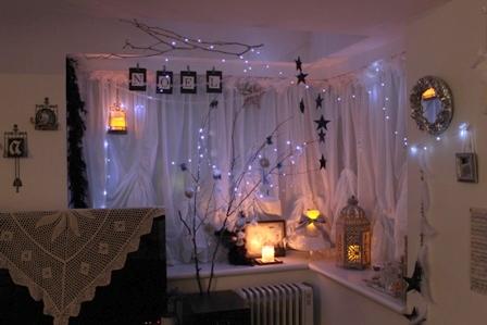 2015 クリスマス 枯れ木ツリー (5)