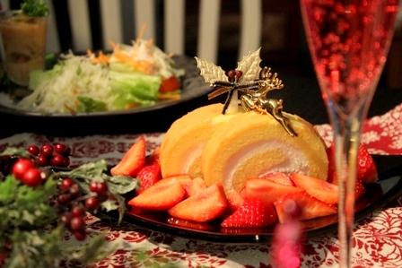 クリスマス おうちディナー (2)
