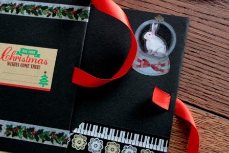 ③じゃばらクリスマスカード