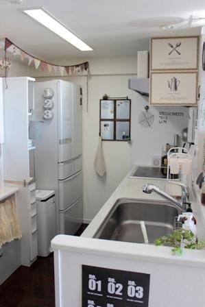 キッチン改造計画 2015