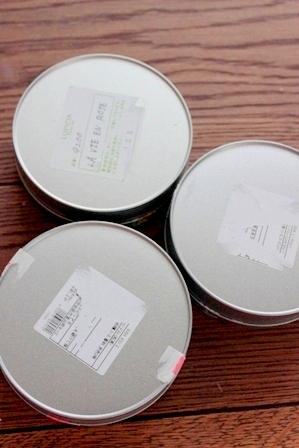 セリア リメイクシート お茶缶リメイク (3)