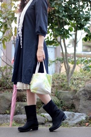 AKAISHI ショートブーツ (8)