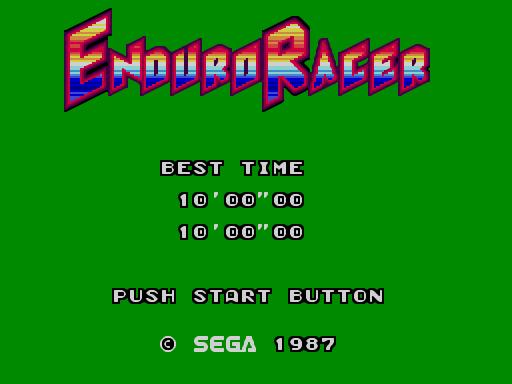 Enduro Racer (J)-0