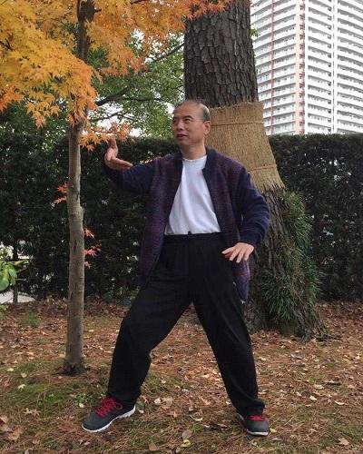 鄭老師 太極拳