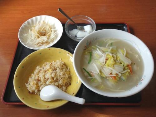 野菜刀削麺セット