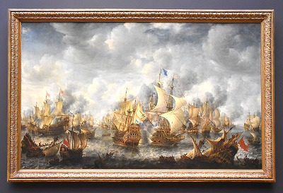 The Battle of Terheide Jan Abrahamsz. Beerstraten 01