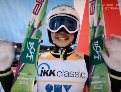 160130 FIS women Takanashi