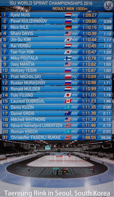 Seoul Men col 03 1000m