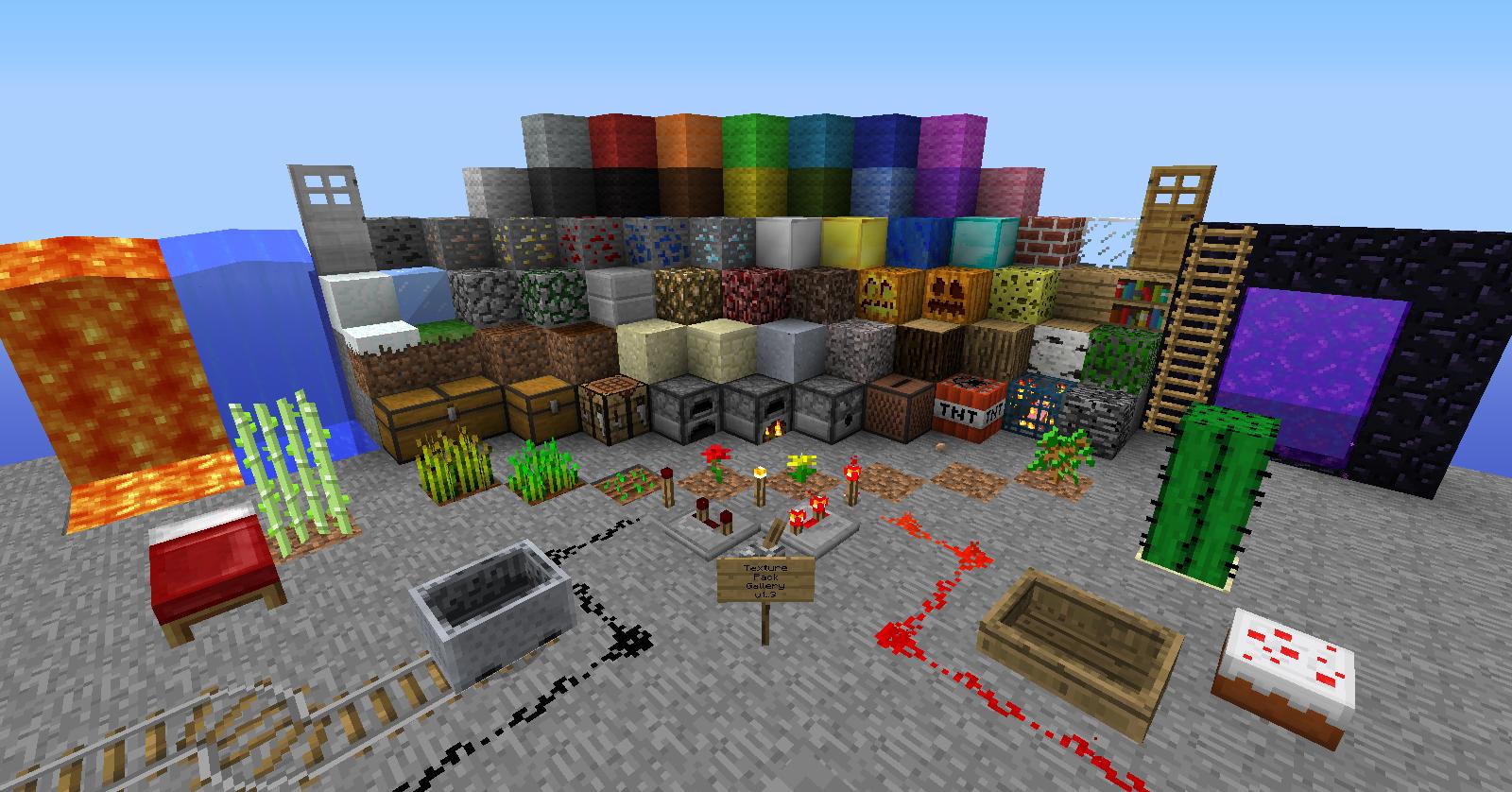 Minecraft MOD紹介 「Backpacks」 - まいんくらふとにっき