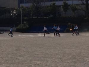 2014年度 青葉カップ @すすき野小学校/少年サッカー