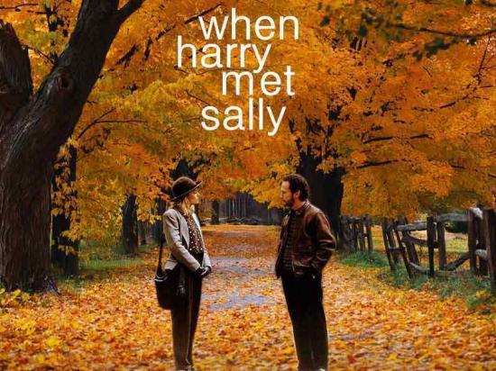 When Harry met Sally   恋人たちの予感