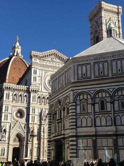 Baci di Dama わーーーー♡ Duomo 前の悔しいけどScudieri Firenze