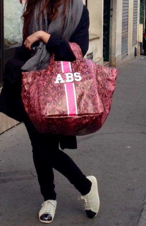 Mia Bag フィレンツェのカスタマイズバッグ!