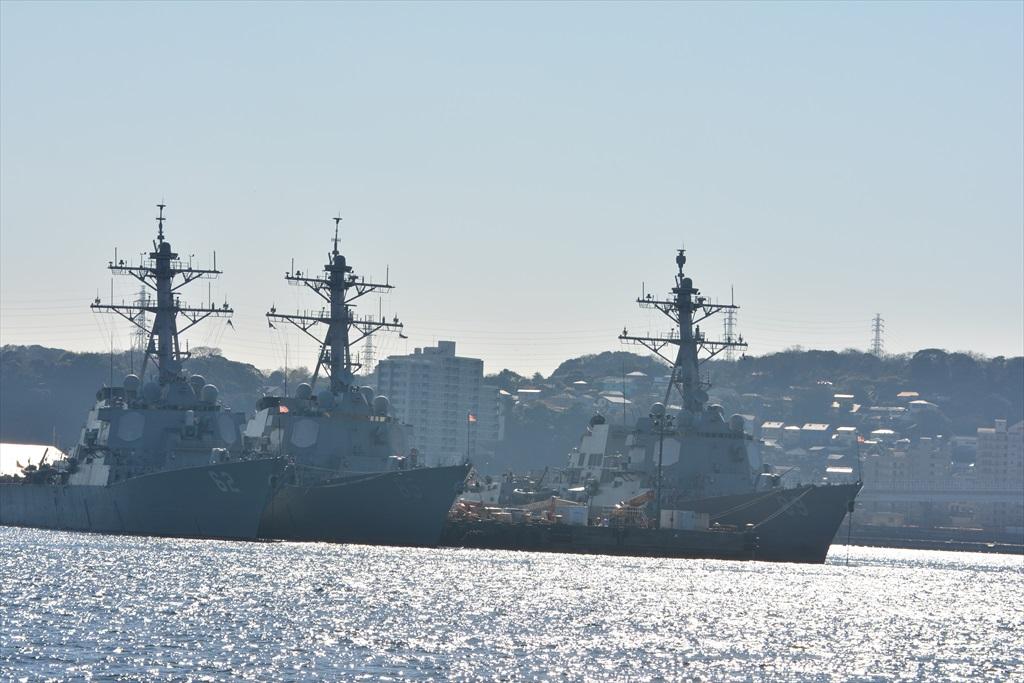 DDG62ミサイル駆逐艦フィッツジェラルド_2