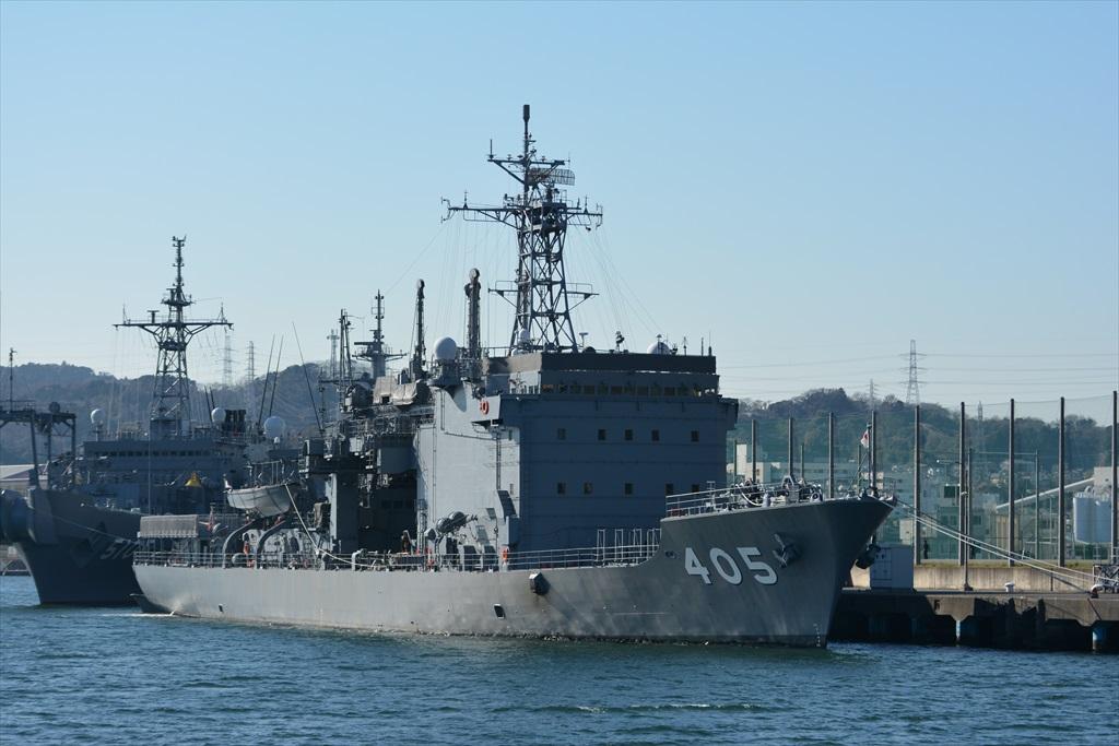 潜水艦救難母艦『ちよだ』_2