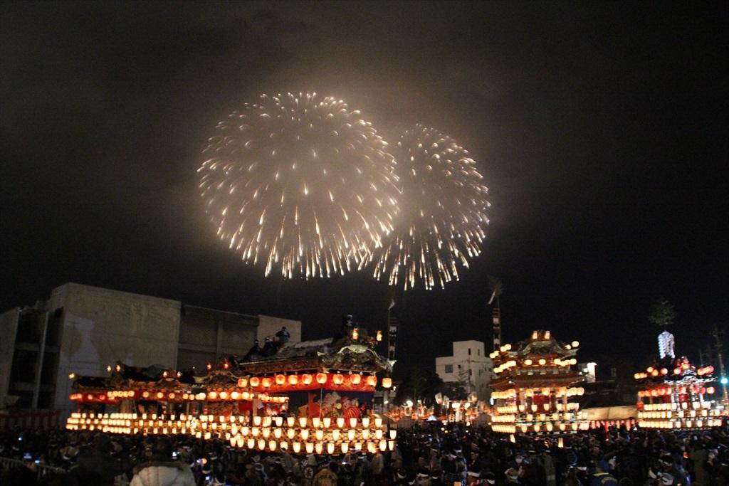 2012年の夜祭におけるお旅所の様子_8