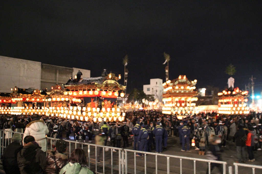 2012年の夜祭におけるお旅所の様子_10
