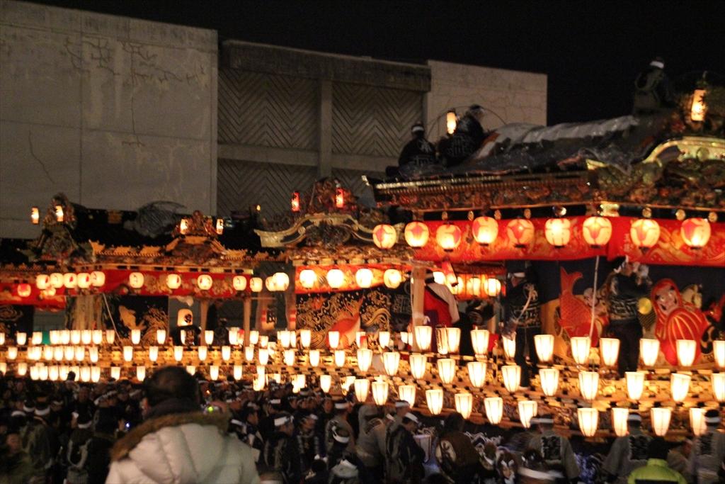 2012年の夜祭におけるお旅所の様子_9