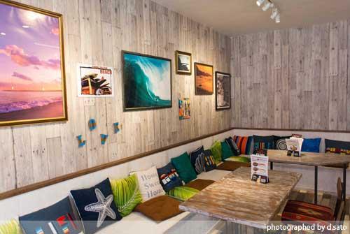 福岡県 福岡市 カフェ ブルーリーフカフェ Blue Reef Cafe おしゃれ リゾート ラーメン チャーシュー丼 04