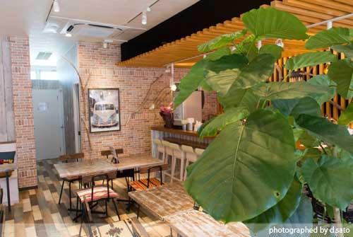 福岡県 福岡市 カフェ ブルーリーフカフェ Blue Reef Cafe おしゃれ リゾート ラーメン チャーシュー丼 05