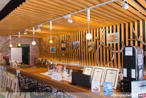 福岡県 福岡市 カフェ ブルーリーフカフェ Blue Reef Cafe おしゃれ リゾート ラーメン チャーシュー丼 06