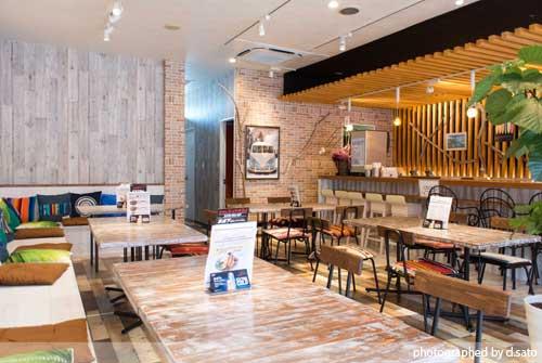 福岡県 福岡市 カフェ ブルーリーフカフェ Blue Reef Cafe おしゃれ リゾート ラーメン チャーシュー丼 07