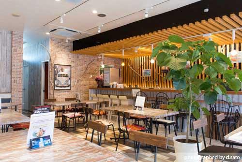福岡県 福岡市 カフェ ブルーリーフカフェ Blue Reef Cafe おしゃれ リゾート ラーメン チャーシュー丼 08