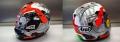 Ducati helmet 3
