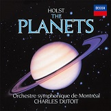 Holst The Planets Charles Dutoit Montreal Symphony