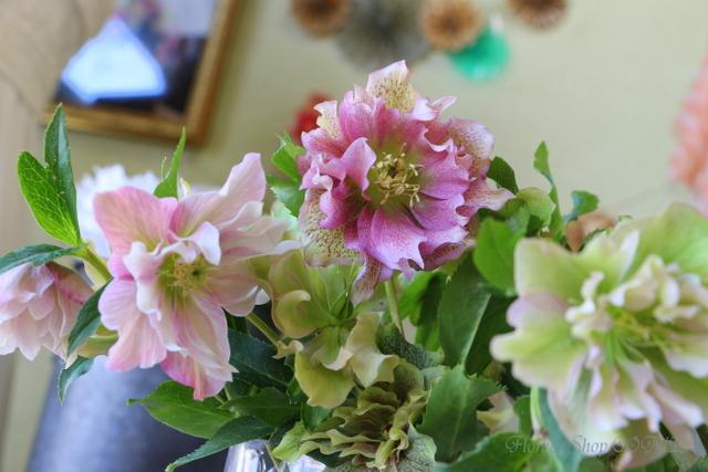 春 花 人気 プレゼント アレンジ 花束