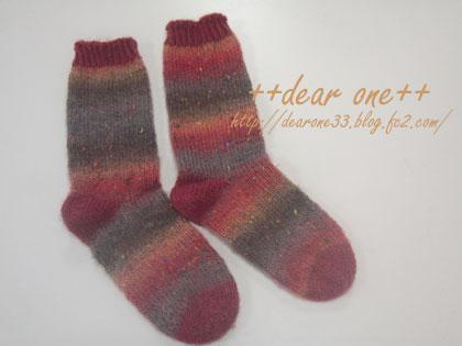 靴下160307