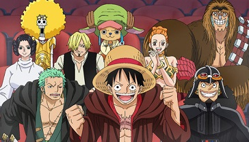 ONE PIECE×SW コラボ