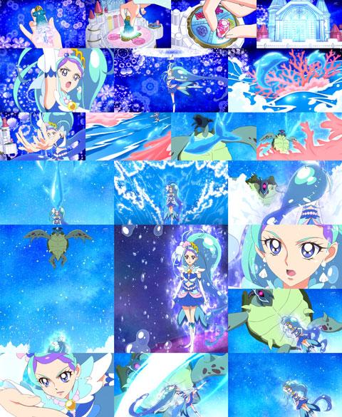 【Go!プリンセスプリキュア】第45回「伝えたい想い!みなみの夢よ大海原へ!」