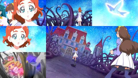 【Go!プリンセスプリキュア】第47回「花のように…!つよくやさしく美しく!」