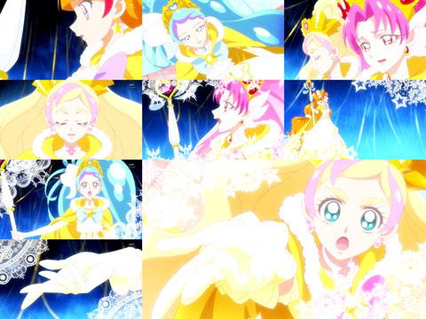 【Go!プリンセスプリキュア】第49回「決戦ディスピア!グランプリンセス誕生!」