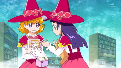 【魔法つかいプリキュア!】第04話「魔法の授業スタート!ふしぎなちょうちょを探せ!」