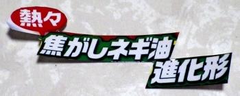 新旭川濃厚魚介正油ラーメン(クリスマスカラー)
