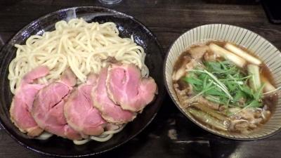 綿麺 フライデーナイト Part101 (16/1/8) 焼きネギとしめじのかすつけ麺