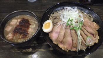 綿麺 つけ麺 大(2015年12月)