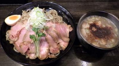綿麺 12周年! つけ麺 大