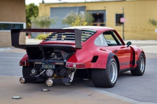 V8エンジンを搭載したポルシェ911が売ってんぞ:フェラーリ ...