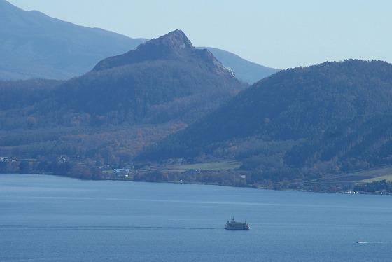 151021展望台から昭和新山